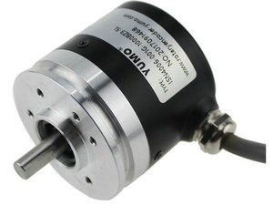 ISN4006 Series Solid-Shaft Incremental Rotary Encoder