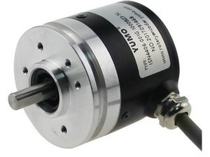 ISN4408 Series Solid-Shaft Incremental Rotary Encoder