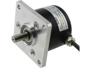 ISL5809 Series Solid-Shaft Incremental Rotary Encoder