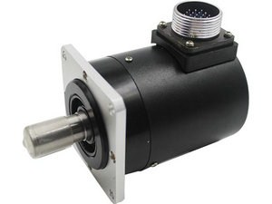 ISL6815 Series Solid-Shaft Incremental Rotary Encoder