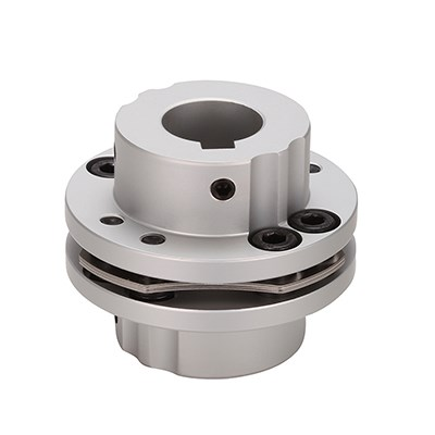 LD Single shrapnel Single diaphragm coupling high torque stepper servo motor coupling Plum